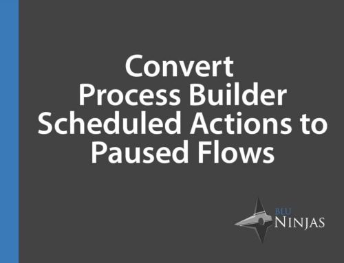 Convert Scheduled Actions to Paused Flows